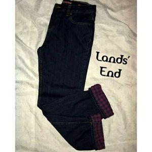 Lands end pants